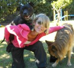 Louise and Dogs