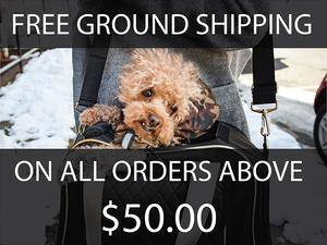 Pet Life is Offering Free Ground Shipping with $50.00 Order Minimums
