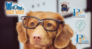 Pet Professional Guild Announces Geek Week 2021; Invites Proposals for Presentations from Industry Experts