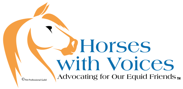 Pet Professional Guild Launches 'Horses with Voices' Initiative